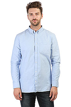Рубашка DC Oxford Light Blue