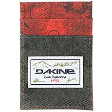 Визитница Dakine Kane Card Wallet Northwoods