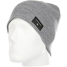 Шапка Quiksilver Cushy Hats Grey Heather