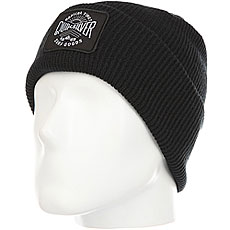 Шапка Quiksilver Performedpatch Black