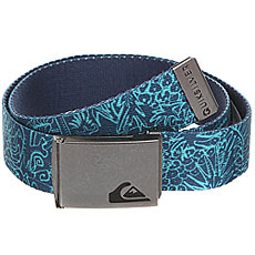 Ремень детский Quiksilver The Jam Medieval Blue