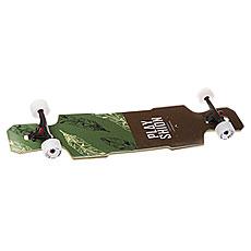 Лонгборд Playshion Pl-lon-016 Green/Brown 9.2 X 38.5 (98 См)