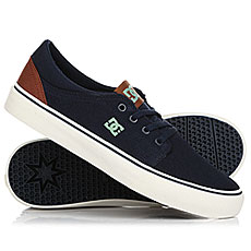 Кеды низкие DC Trase Dark Navy