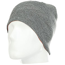 Шапка детская Quiksilver M&w Beani Grey Heather