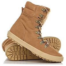 Ботинки высокие женские Roxy Anderson Boot Rust