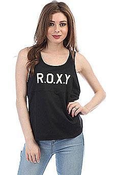 Майка женская Roxy Sh W Tk Anthracite