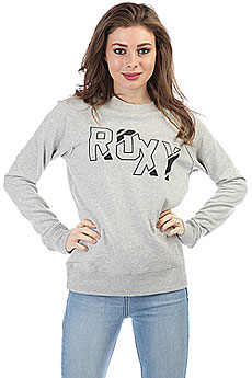 Свитшот женский Roxy Sailor Groupiea Heritage Heather