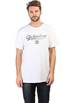 Футболка Quiksilver Gutcheck White