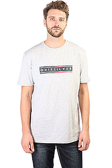 Футболка Quiksilver Ssclastedaylysu Athletic Heather