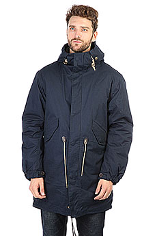 Куртка парка Devo Red Wood Dk.blue
