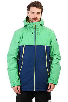 Куртка утепленная Quiksilver Sierra Estate Blue