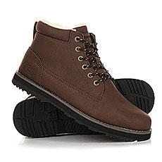 Ботинки зимние Quiksilver Mission Boot Brown