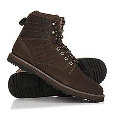 Ботинки зимние Quiksilver Bronk Boot Brown