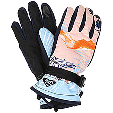 Перчатки женские Roxy Rx Jetty Gloves Mandarin Orange