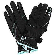 Перчатки женские Roxy Jetty True Black