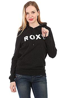 Толстовка классическая женская Roxy Winter Dreamers Anthracite