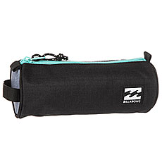Пенал Billabong Barrel Pencil Case Black/Grey