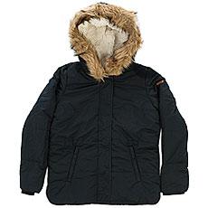 Куртка зимняя детская Roxy Evergreentre G Jckt Anthracite
