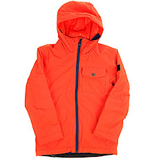 Куртка утепленная Quiksilver Miss Sol You Mandarin Red