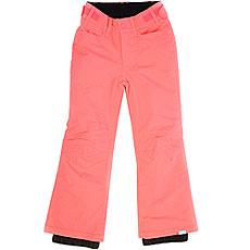 Штаны сноубордические детские Roxy Backyard Neon Grapefruit