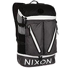 Рюкзак городской Nixon Scripps Backpack Black/Dark Gray
