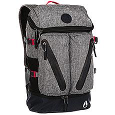 Рюкзак городской Nixon Scripps Backpack Black Wash/Navy