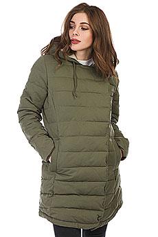 Куртка парка женская Roxy Glassycoast Gpb0 Dusty Olive