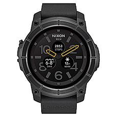 Кварцевые часы Nixon Mission Black