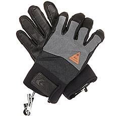 Перчатки сноубордические Quiksilver Squad Black