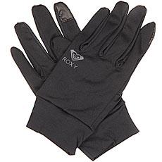 Перчатки сноубордические женские Roxy Liner True Black