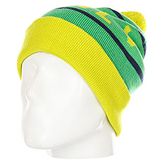 Шапка детская Quiksilver Summit Youth Beanie Kelly Green
