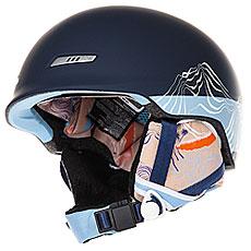 Шлем для сноуборда женский Roxy Angie Mandarin Orange pop