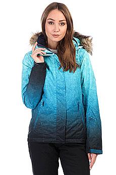Куртка утепленная женская Roxy Jet Ski Se Ink Blue_solargradie