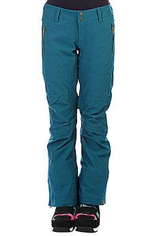 Штаны сноубордические женские Roxy Cabin Ink Blue