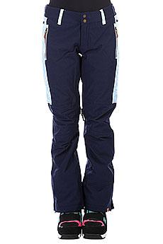 Штаны сноубордические женские Roxy Cabin Mandarin Orange_pop