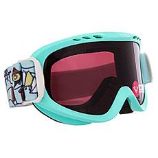 Маска для сноуборда детская Roxy Sweet Lm Aruba Blue little