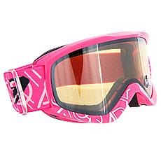Маска для сноуборда женская Roxy Day Dream Bad Neon Grapefruit