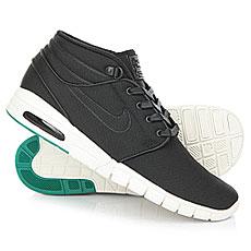 Кроссовки Nike Stefan Janoski Max Mid Black