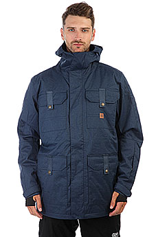 Куртка утепленная DC Servo Insignia Blue