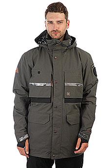 Куртка утепленная DC Company Spt Dark Shadow