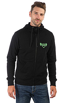 Anteater Zip-hoodie_bcats Black