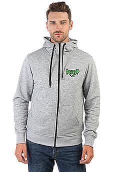 Толстовка классическая Anteater Zip-hoodie_bcats Grey