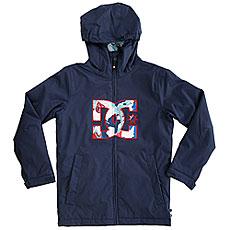 Куртка утепленная детская DC Shoes Story Youth Insignia Blue