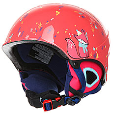 Шлем для сноуборда детский Roxy Misty Neon Grapefruit foxe