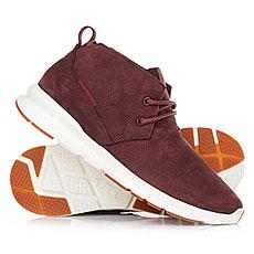 Кроссовки DC Shoes Ashlar Le Oxblood/Turtledove