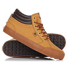 Кеды зимние DC Shoes Evan Hi Wnt Wheat
