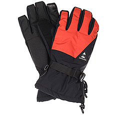 Перчатки Quiksilver Hill Gt Glove Ketchup Red