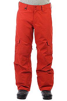 Штаны сноубордические Quiksilver Porter Ketchup Red