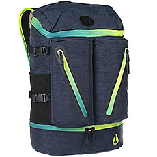 Рюкзак туристический Nixon Scripps Backpack Navy/Gradient