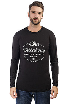 Термобелье (верх) Billabong Operator Tech Tee Black